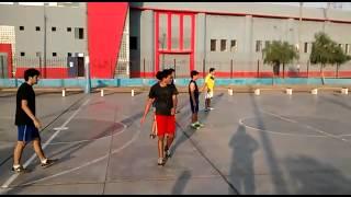 Complejo Mansiche - Trujillo (Pelea Guerreros Z vs Terrícolas)