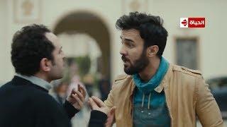 أيوب | خالد يلقن عزت علقة ساخنة بعد مطاردته مجددا لـ أسماء