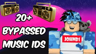 20+ BYPASSED ROBLOX MUSIC ID CODES *WORKING* *2019-2020*