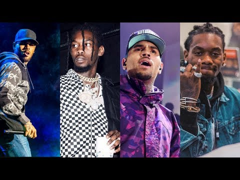 Offset On MIGOS ALMOST F*GHTING CHRIS BROWN! He Say THERE'S NO BEEF A N*GGA DON'T WANT NO SM0KE!!
