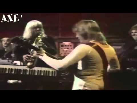 Edgar Winter Group Rick Derringer Frankenstein 1973
