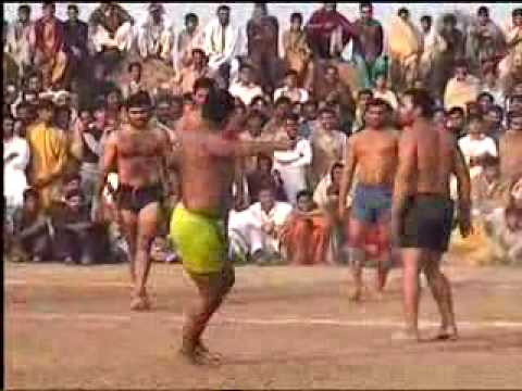 Kabbadi 2010 in M.B.Din by Sahab Part 04