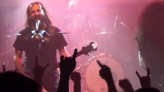 Rotting Christ-King Of A Stellar War (Live At Gagarin 205)