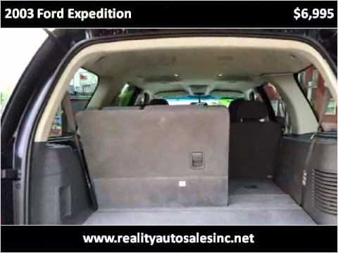 2003 Ford Expedition Used Cars Baltimore MD