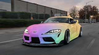 StreetHunter Supra Color Reveal!!!