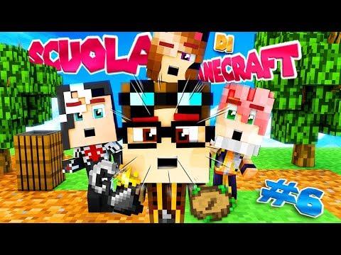 SHOPPING PER LA SCUOLA! - Scuola di Minecraft #6