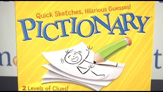 Pictionary from Mattel
