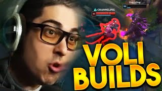 TRYING OUT DIFFERENT VOLIBEAR BUILDS @Trick2G