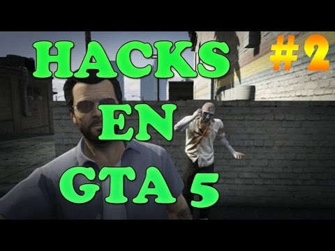 Hack Gta 5 - Cambiar Texturas, North Yankton, Spawnear Objetos, Inmortal, Armas Modificadas