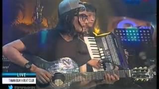 Once Mekel Dealova at Taman Buaya Beat Club TVRI