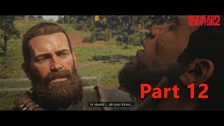 Red Dead Redemption 2 Chapter 5 Walkthrough Part 12