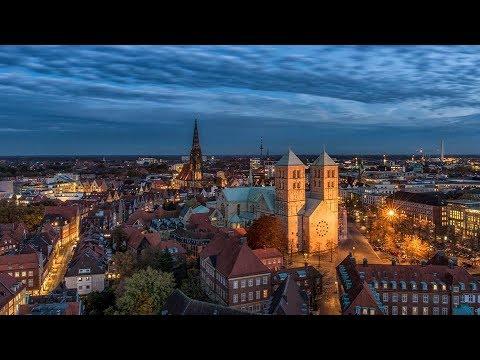 Europafilm der Stadt Münster (Imagefilm Münster) - English Subtitles