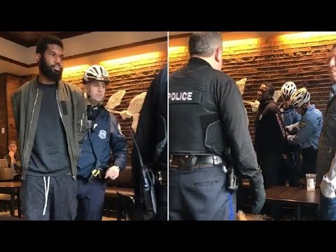 SWB:Black Real Estate Brokers Arrested In Starbucks