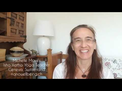 Michelle Mayes from Nano Wellbeing