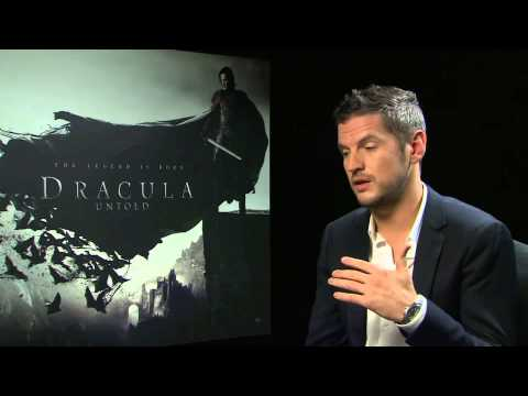 Gary Shore Interview - Dracula Untold.
