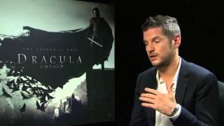 Gary Shore Interview - Dracula Untold.