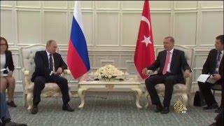 روسيا وتركيا.. نسخة جديدة من صراع تاريخي