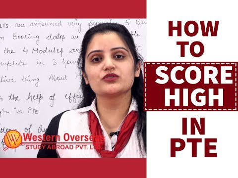 PTE Speaking Tips 2017 - How to get a good score