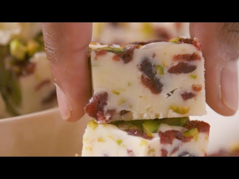 4-Ingredient Milkybar Fudge