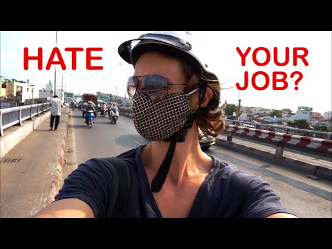 """I Hate My Job!"" Do THIS Instead"