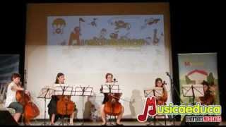 Festival Musicaeduca 2012 - Todas las agrupaciones