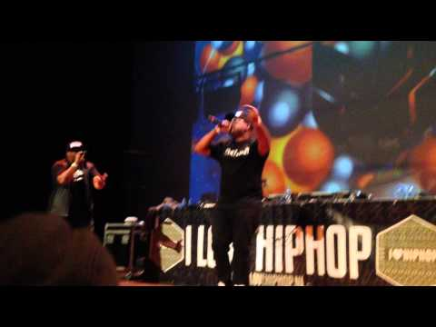 Slum Village Live in The Hague 05-07-2015