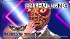 Wer ist der Grashüpfer? | Grashüpfer Enthüllung Finale | The Masked Singer | ProSieben