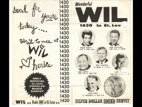 Ron Lundy Show -  WIL Radio Feb.28,1962