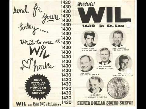 Ron Lundy Show -  WIL Radio Feb.28,1962