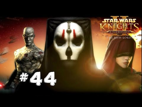 Knights Of The Old Republic II: The Sith Lords | Episode 44 | The Disciple