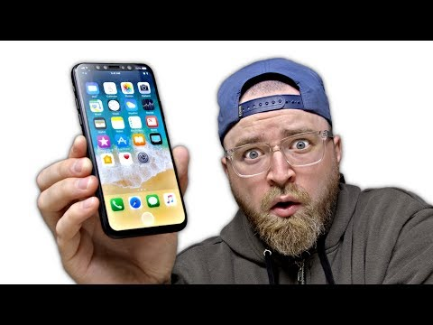 Thumbnail: I've Got The iPhone 8 Prototype!!!
