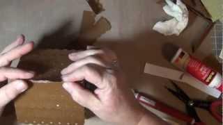 Gingerbread House Scrapbook