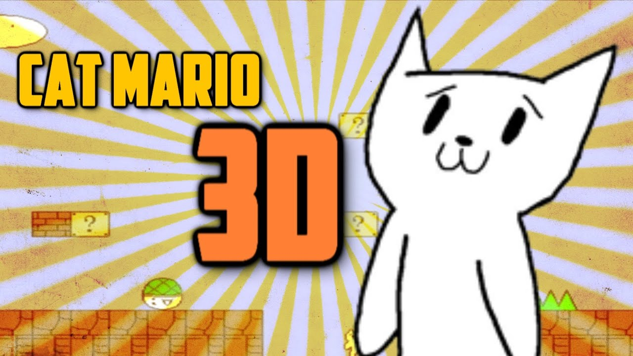 Syobon no Action v1 (aka Cat Mario) - скачать русскую