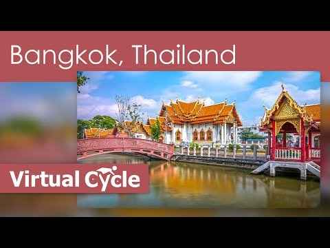 Bangkok - HD Vacation Travel Guide & Indoor Exercise Video