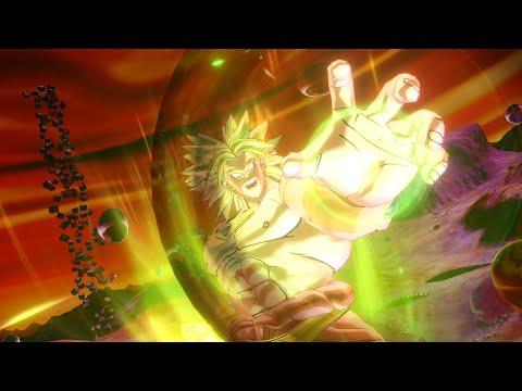 Dragon Ball Z: The Legendary Super Saiyan Reborn Movie -DBXV2