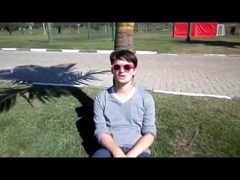 Maarten Als Correspondent In Brazilië