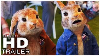 PETER RABBIT 2 Trailer (2020)