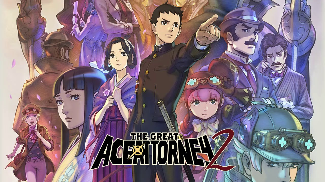 Revival of the Prosecutor - The Great Ace Attorney 2 Music Extended