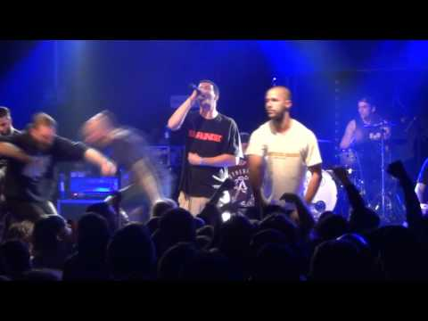 No Turning Back - Stronger (live 2015-12-12 Leipzig, Conne Island)