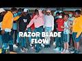 Razor Blade Flow DANCE Dance98
