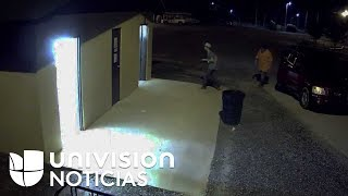 Un sheriff de Alabama pide ayuda ciudadana para identificar al ladrón de un curioso botín