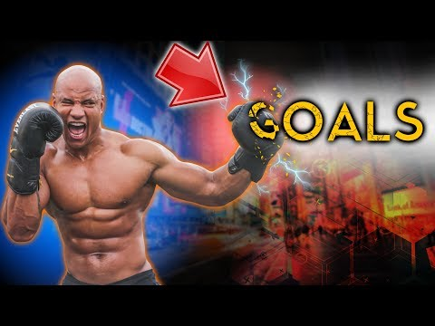 How To Set and CRUSH Your Goals ����