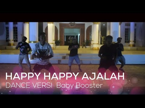 VIRAL !!! DJ Qhelfin - Happy Ajalah Ft. Gafar DANCE CHALLENGE PALING MANTAP