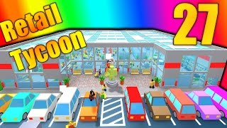 VERKAUF VON CHIPS INNOVATION TYCOON EVENT! - Einzelhandel Tycoon Ep 27 - ROBLOX