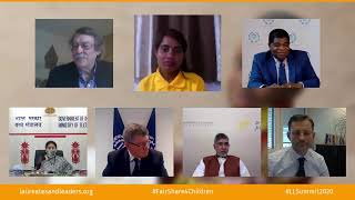 Kailash Satyarthi Children's Foundation India Live Stream