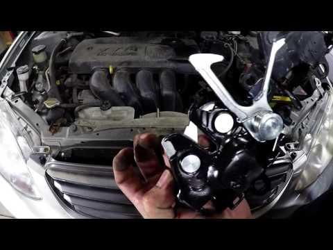 Corolla E120 Hood Latch Replacement