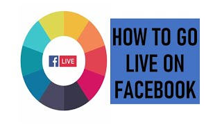 How To  Live Stream / Go Live On Facebook Either On Android Or iPhone screenshot 4