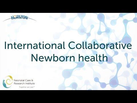 International Collaborative Newborn health