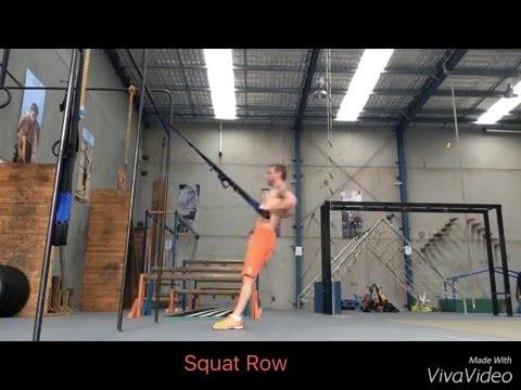 25 TRX Exercises