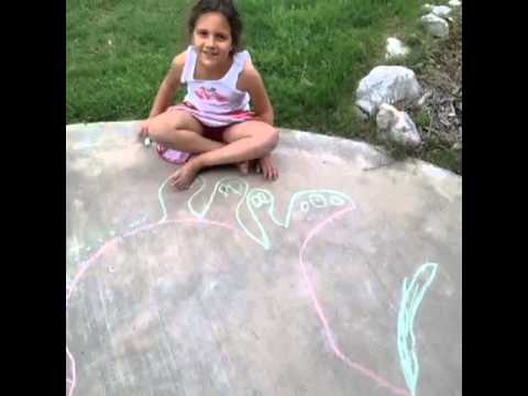 Little Kid is a Chalk Artist Drawing of a Dick - Funniest & Best Vines ▶0:07